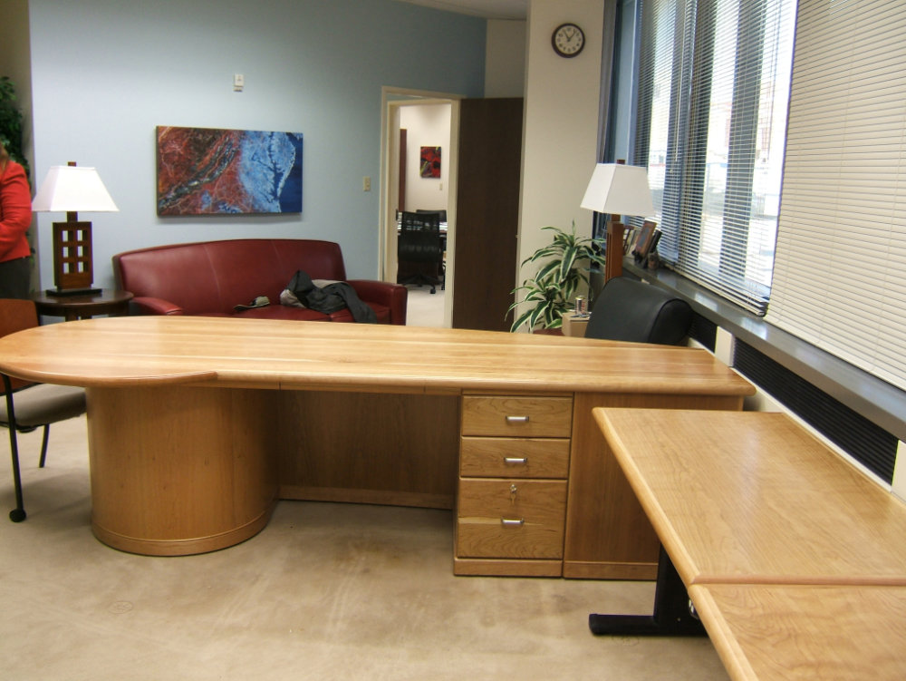 Office Desk Alaska Woodcrafters