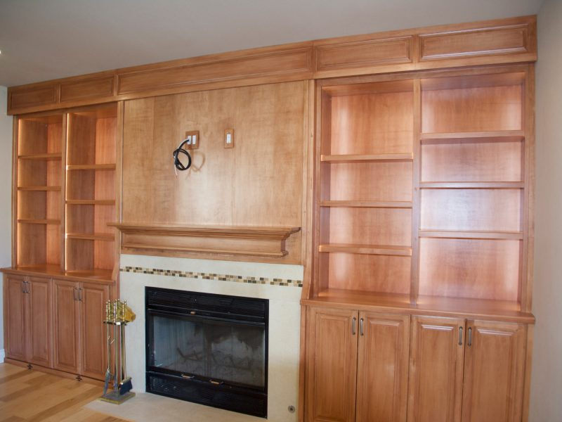 Custom Built-ins Anchorage