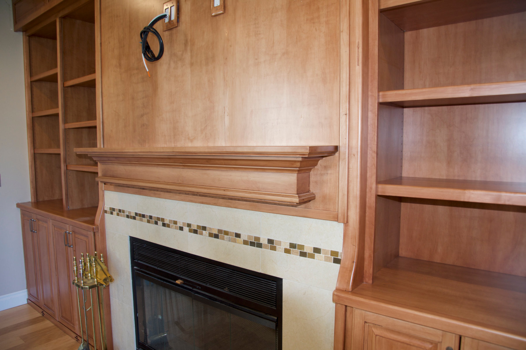 custom home built-ins anchorage